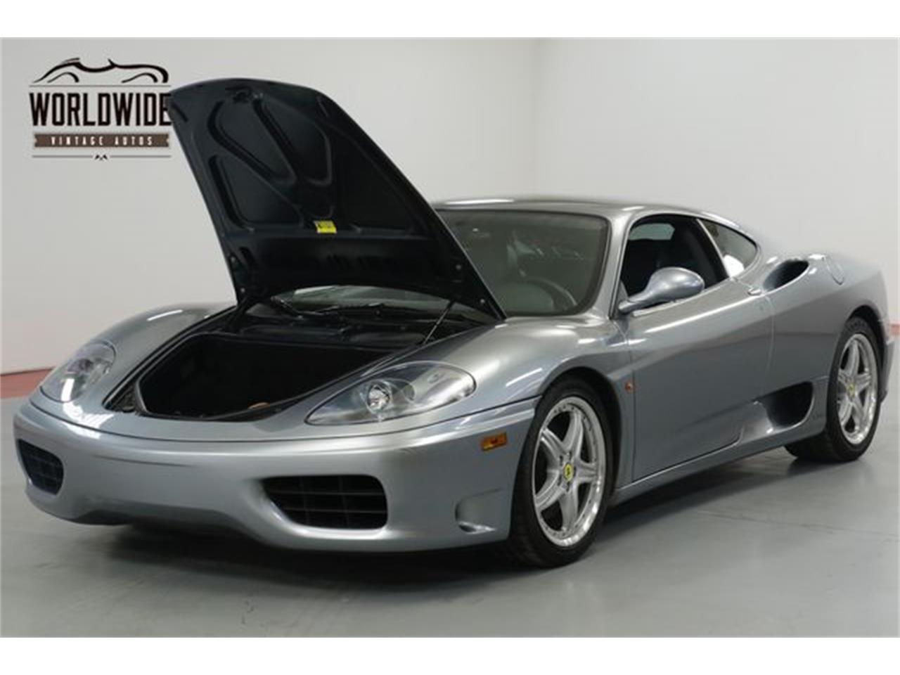 Large Picture of '04 Ferrari 360 Offered by Worldwide Vintage Autos - QN38