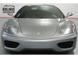 Picture of 2004 Ferrari 360 located in Colorado - QN38