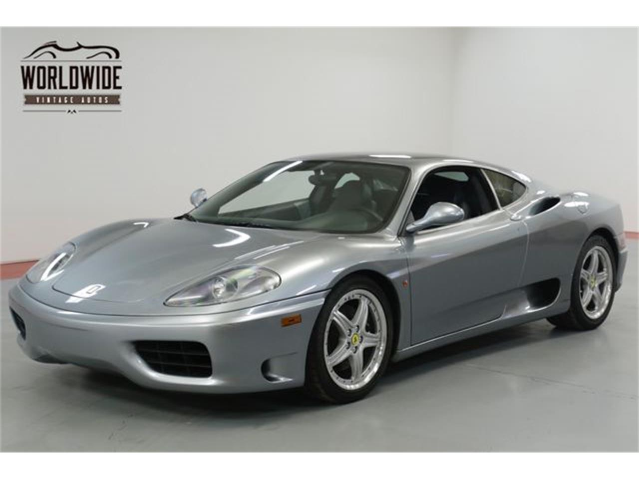 Large Picture of 2004 Ferrari 360 located in Denver  Colorado - $75,900.00 - QN38