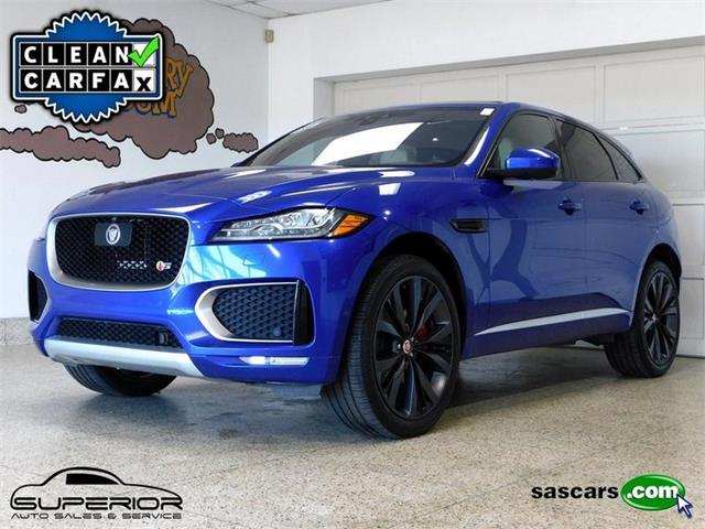 Picture of '17 F-PACE - QN46