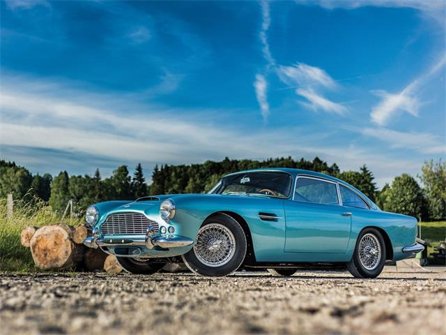 Picture of '62 DB4 Series IV - QN4X