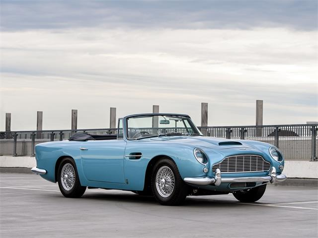 Picture of '63 DB5 - QN4Z