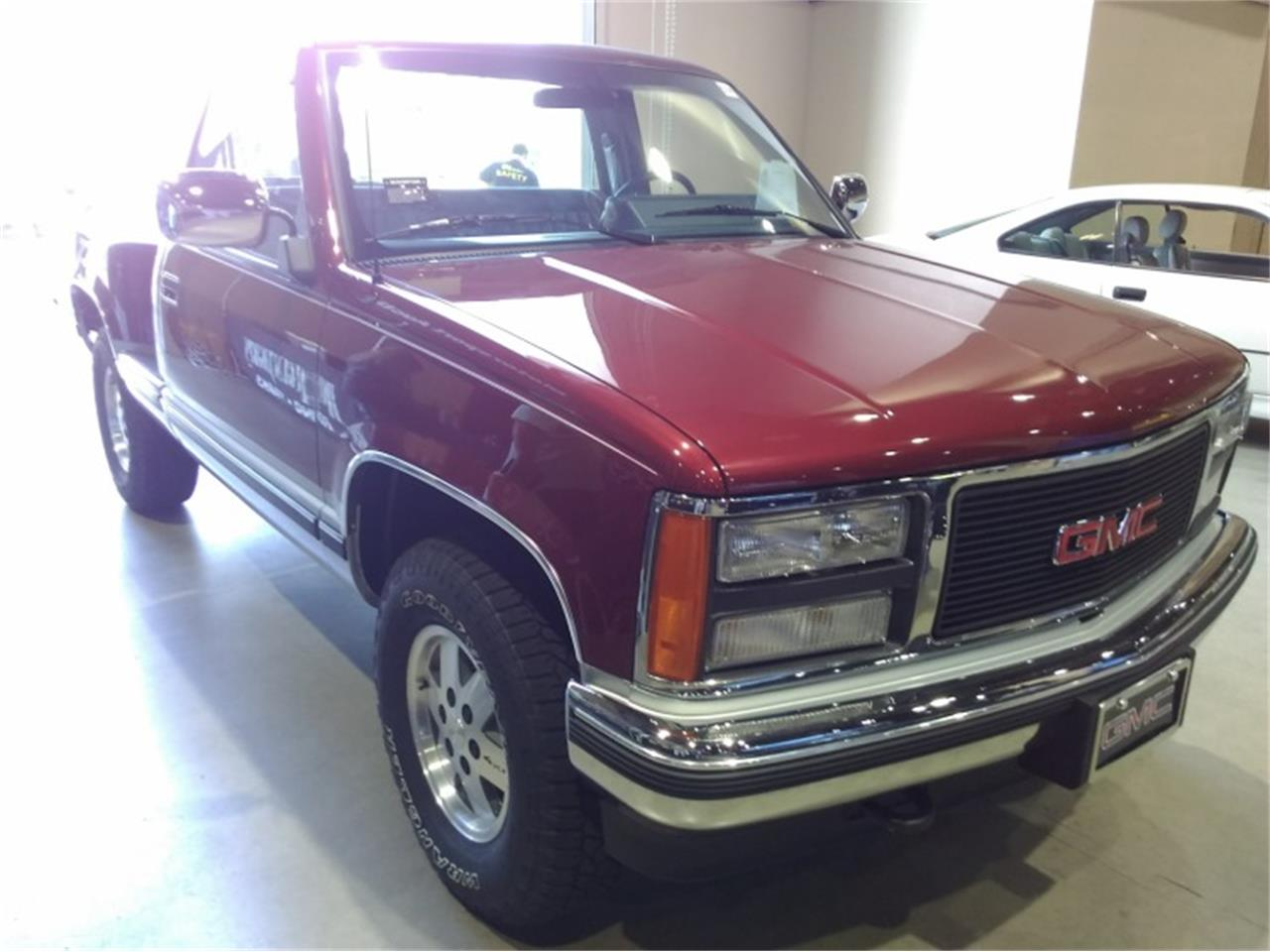 Large Picture of '90 GMC 1500 located in Sparks Nevada Offered by Motorsport Auction Group - QN5K