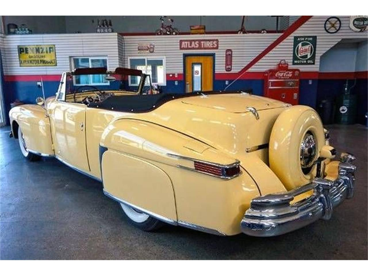 Large Picture of Classic 1948 Lincoln Continental - $38,895.00 - QL0Z