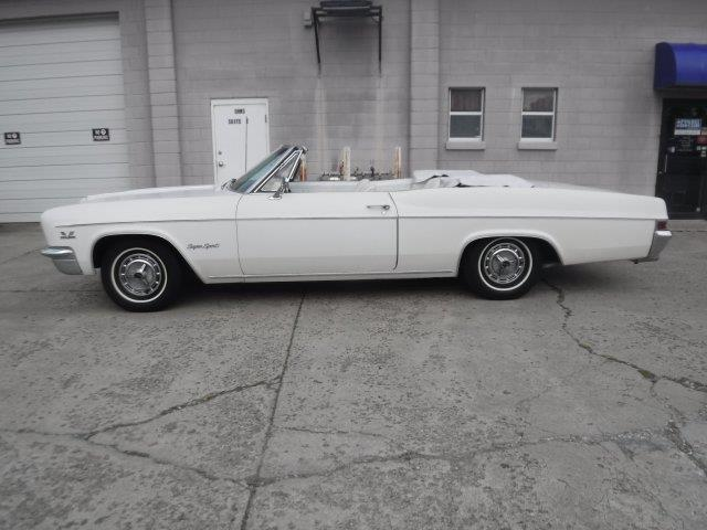 Picture of Classic 1966 Impala SS located in Milford Ohio - $39,500.00 - QN6R