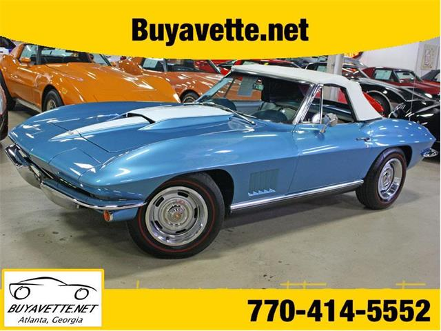 Picture of '67 Corvette - QN7N