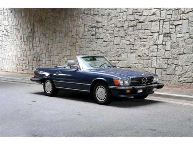 1987 Mercedes-Benz for Sale on ClassicCars com on ClassicCars com