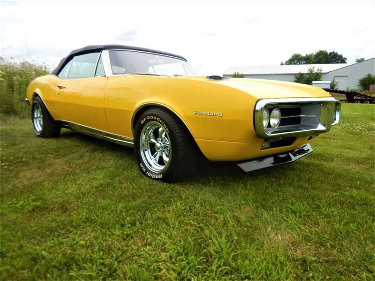 Large Picture of '67 Firebird - QN9A