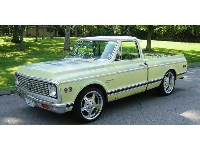 1972 Chevrolet C/K 10