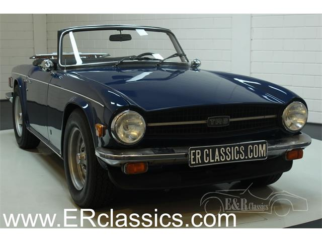 Picture of '75 TR6 - QNAO