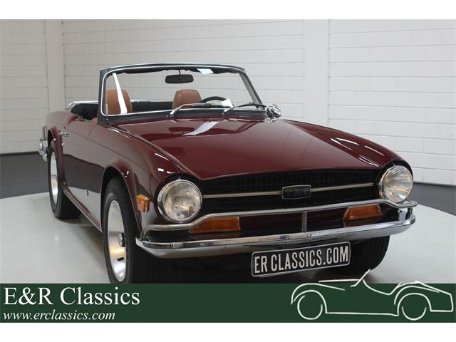 Picture of '72 TR6 - QNAS