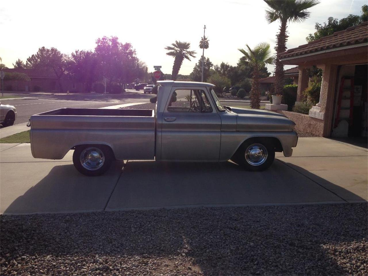 Large Picture of Classic 1966 Chevrolet C10 - $17,000.00 Offered by a Private Seller - QNAU