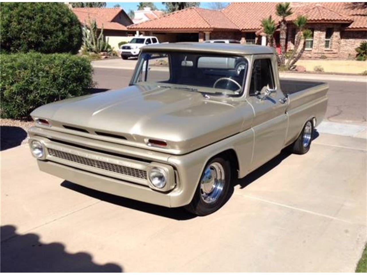 Large Picture of Classic '66 C10 located in Tempe Arizona - $17,000.00 - QNAU