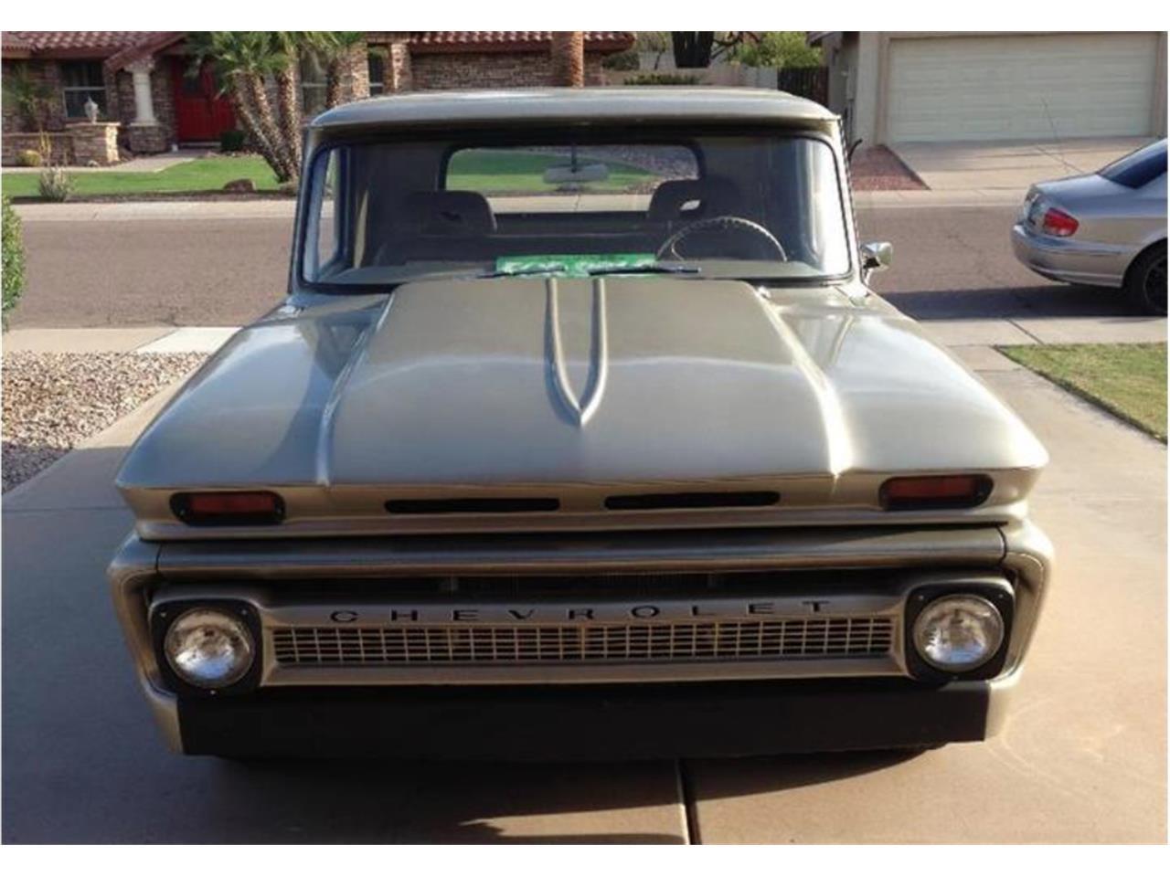 Large Picture of Classic '66 Chevrolet C10 located in Tempe Arizona - $17,000.00 - QNAU