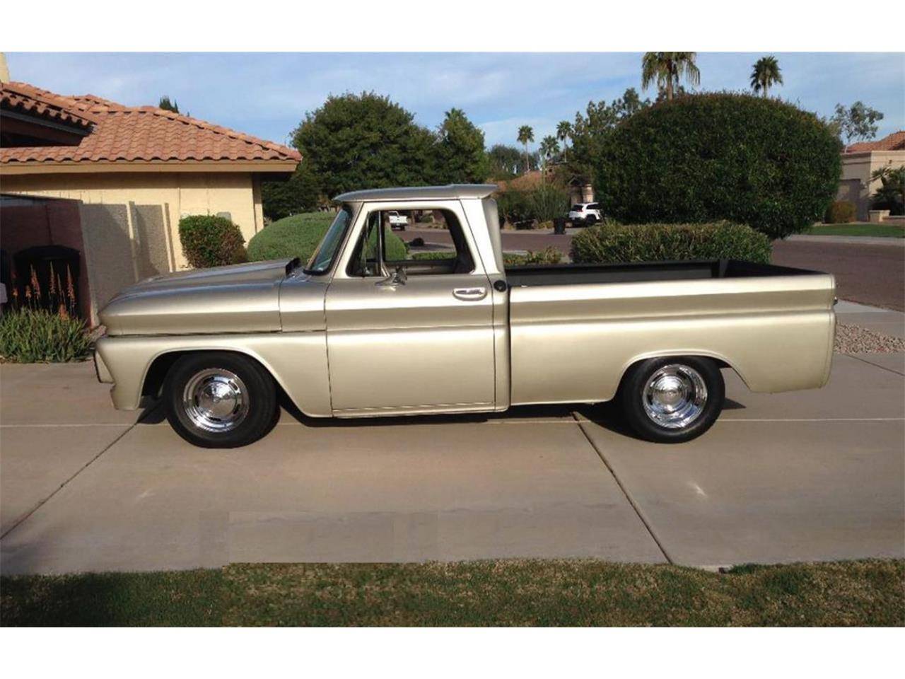Large Picture of Classic '66 Chevrolet C10 located in Tempe Arizona - $17,000.00 Offered by a Private Seller - QNAU