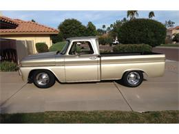 Picture of Classic '66 Chevrolet C10 - $17,000.00 Offered by a Private Seller - QNAU