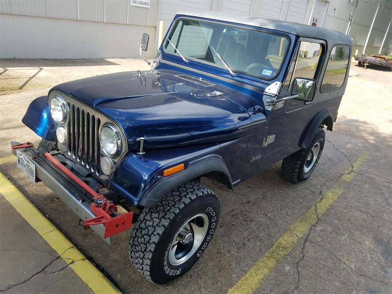 Large Picture of '81 CJ7 - QNB3