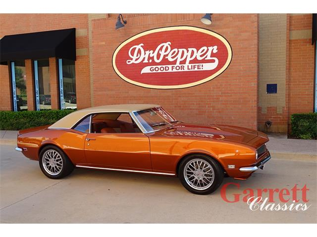 Picture of Classic '68 Chevrolet Camaro located in Lewisville, TX Texas Offered by  - QNB5