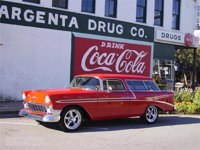 Picture of '56 Nomad - QNBG