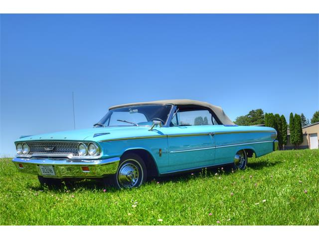Picture of '63 Galaxie 500 XL - QNBV