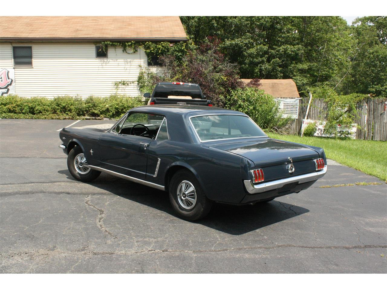 Large Picture of '65 Mustang - QNBY