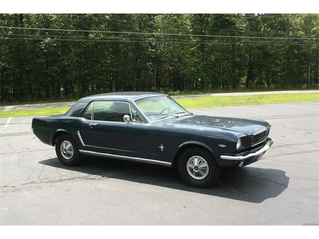 65 Ford Mustang >> 1965 Ford Mustang For Sale On Classiccars Com On Classiccars Com