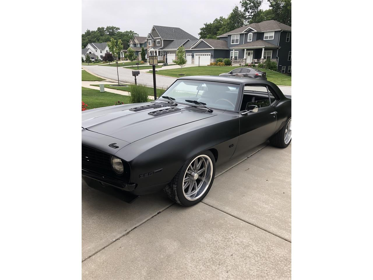 Large Picture of '69 Camaro - QNBZ