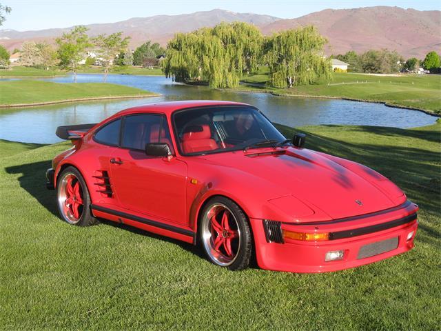 1985 Porsche 930 Slantnose