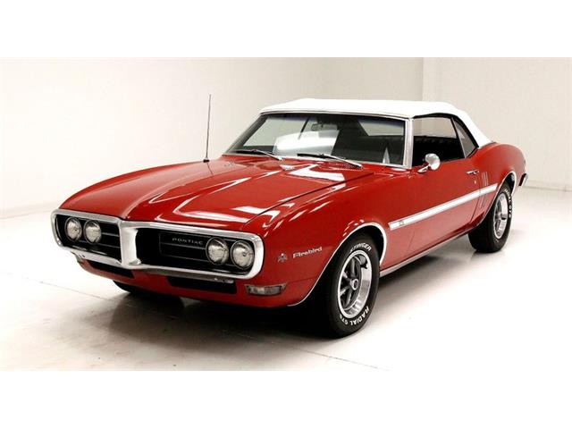 Picture of '68 Firebird - QNDF