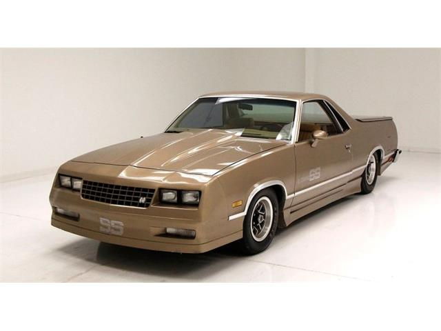 Picture of '85 El Camino Offered by  - QNDH