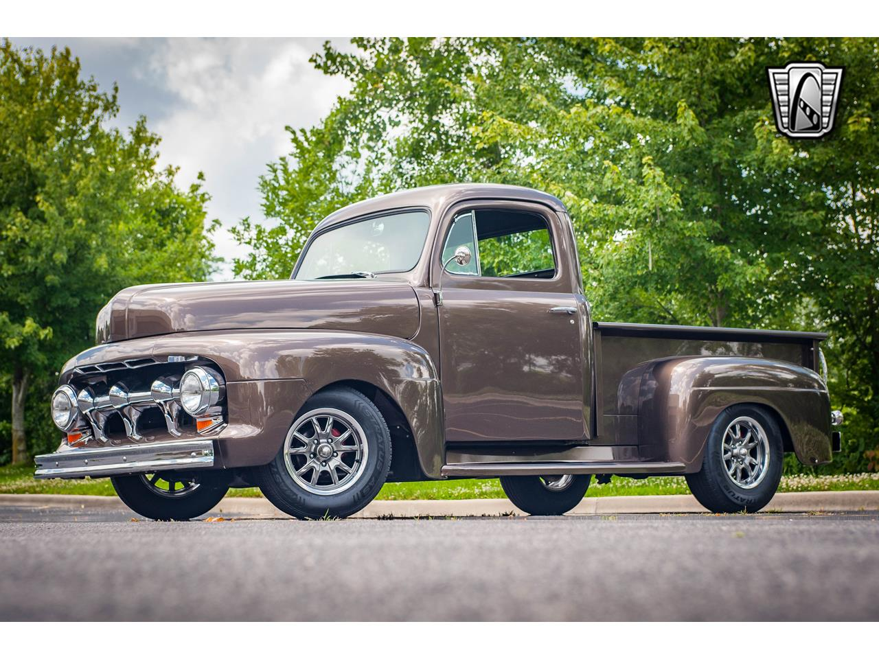 Large Picture of '51 F100 - QNEG