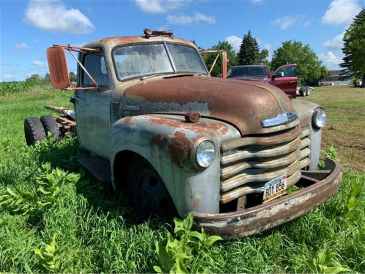 Large Picture of '50 Pickup - QNHF