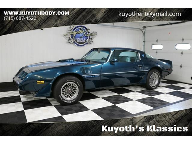 Picture of '79 Firebird Trans Am - QNHH