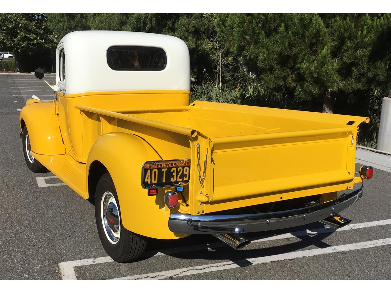 Large Picture of Classic 1942 Chevrolet Pickup located in San Clemente California - QL28