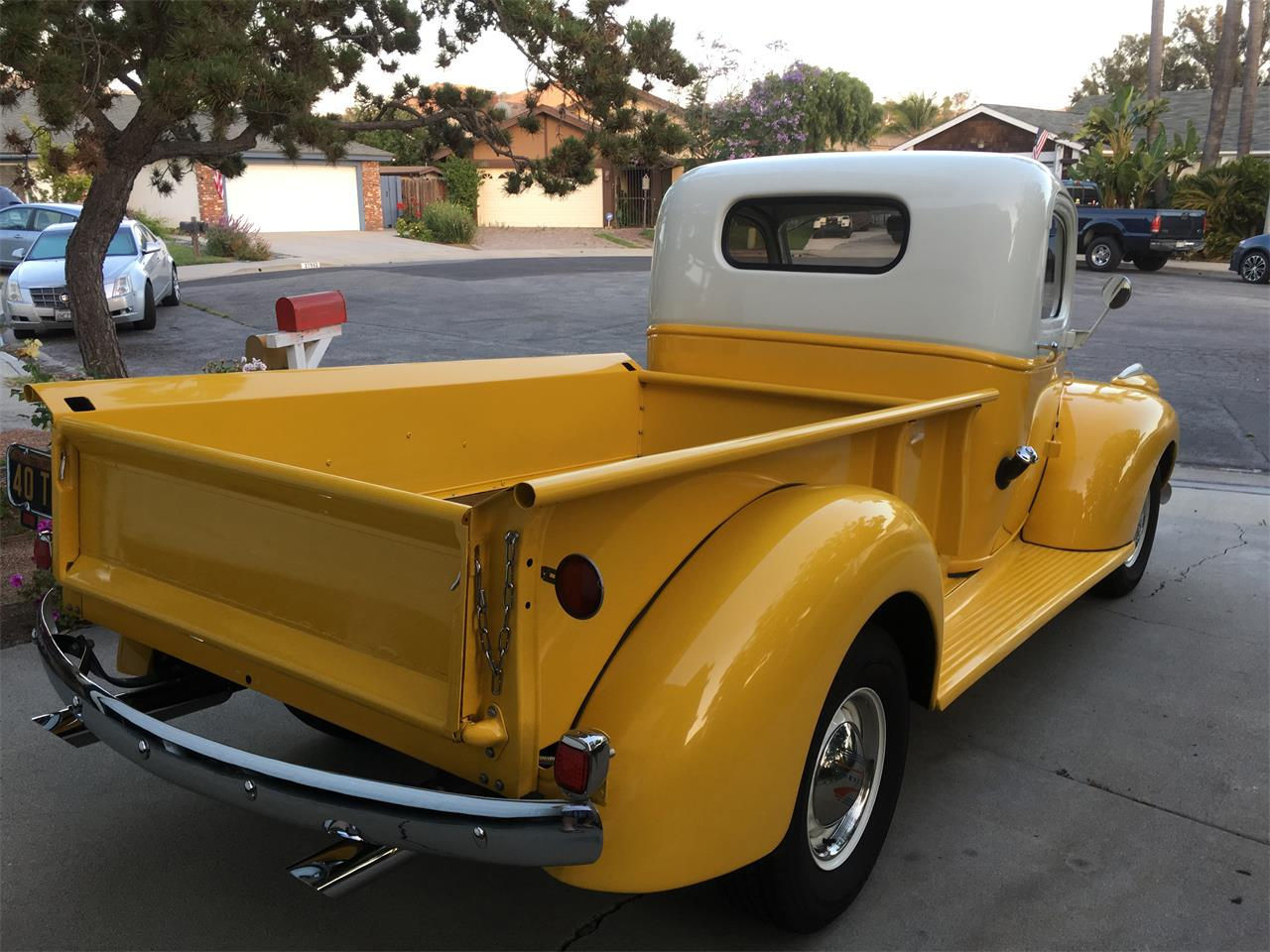 Large Picture of '42 Chevrolet Pickup located in California Offered by a Private Seller - QL28