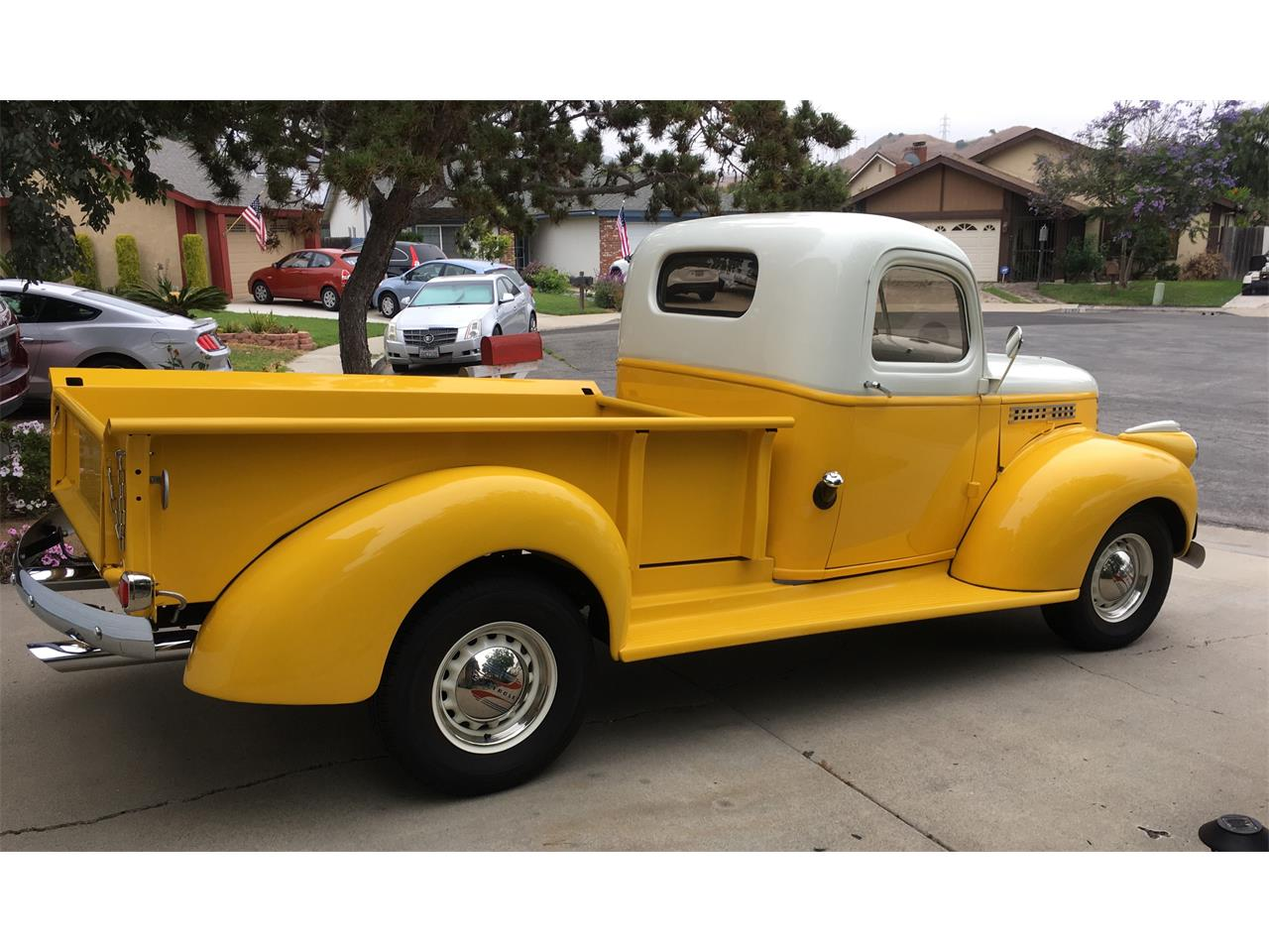 Large Picture of Classic 1942 Chevrolet Pickup - $42,995.00 Offered by a Private Seller - QL28
