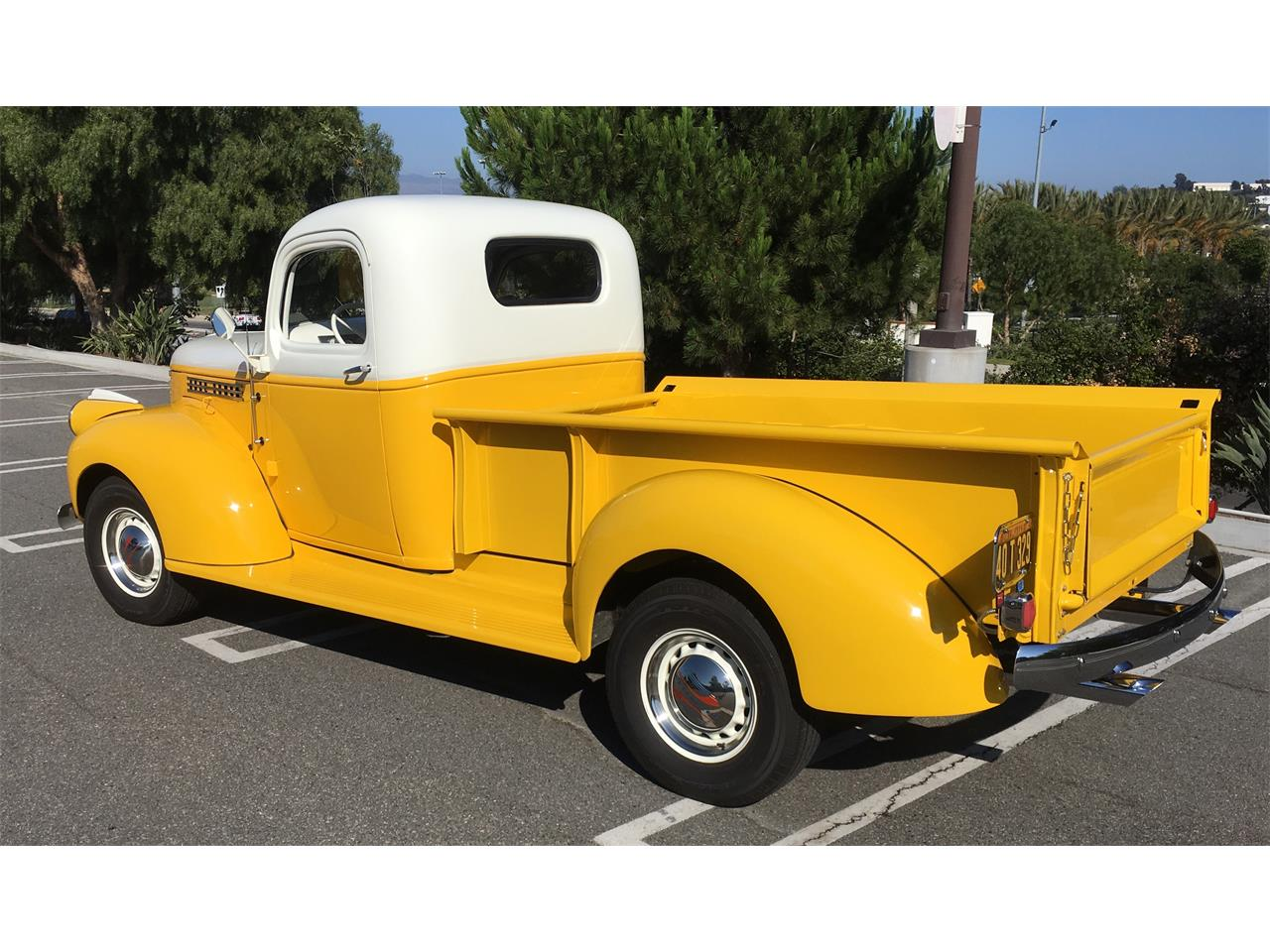 Large Picture of Classic '42 Chevrolet Pickup located in California - QL28