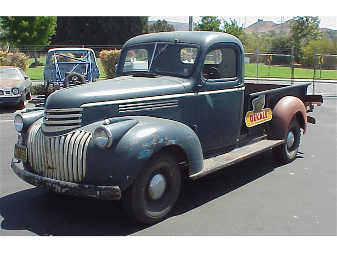 Large Picture of '42 Chevrolet Pickup located in California - $42,995.00 - QL28