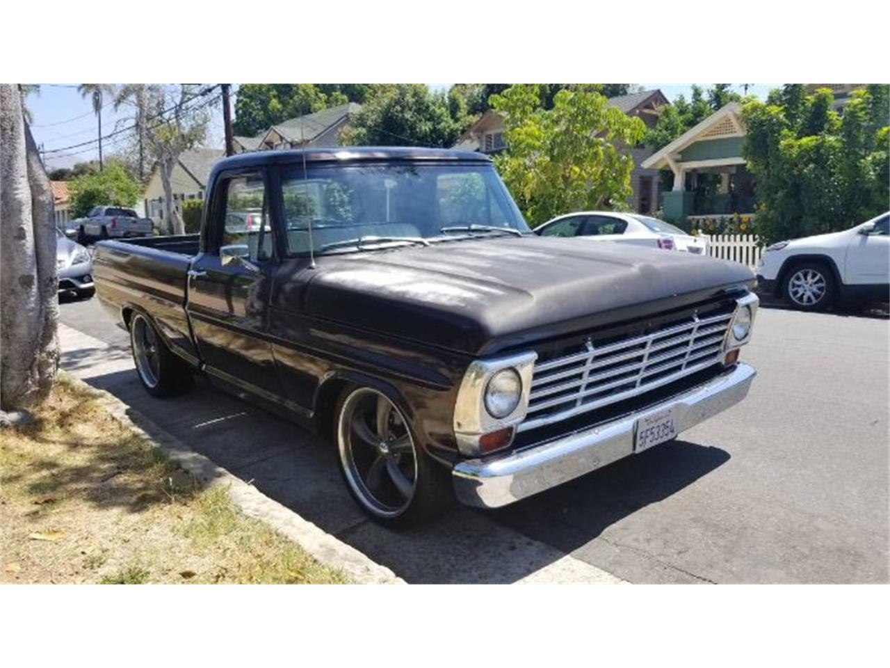 Large Picture of '69 F100 - QNI8