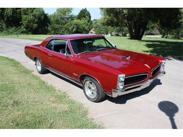 1966 Pontiac GTO for Sale on ClassicCars com on ClassicCars com