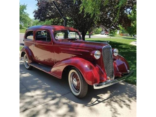 1936 to 1938 Chevrolet Sedan for Sale on ClassicCars com on