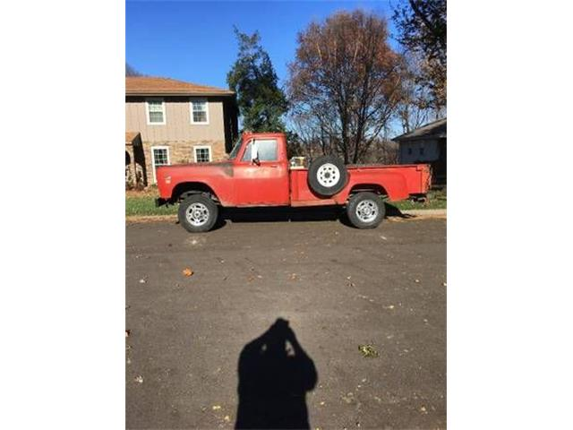 Picture of Classic 1973 Harvester located in Michigan Offered by  - QNIQ