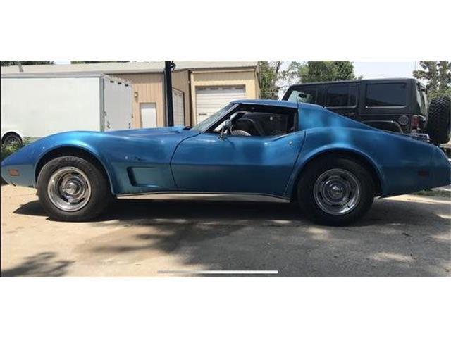 1976 Chevrolet Corvette for Sale on ClassicCars com on