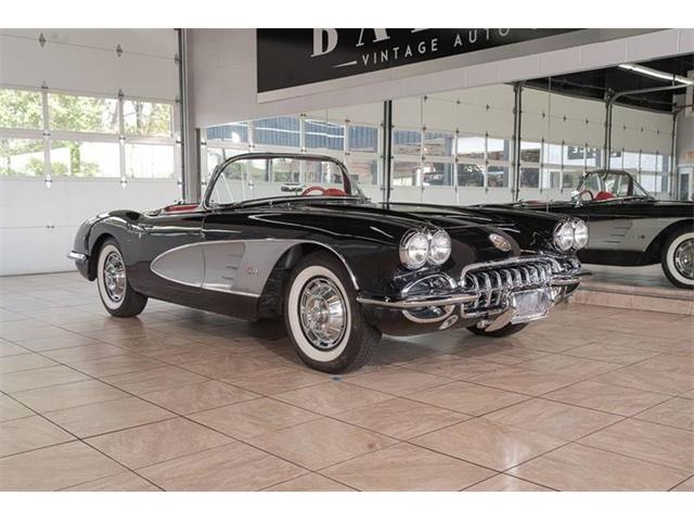 Picture of '59 Corvette - QNK4