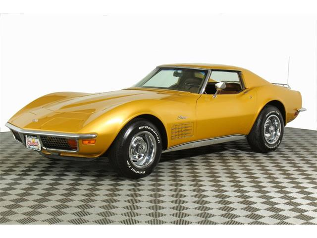 Picture of '72 Corvette - QKTG