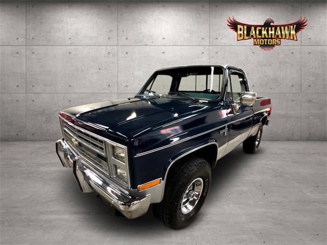 Picture of '87 C10 Offered by  - QNKX