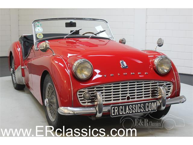 Picture of '60 TR3A - QNLR