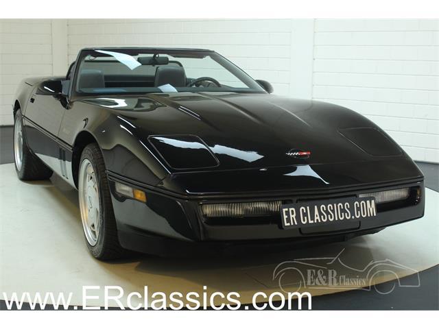 Picture of '86 Chevrolet Corvette located in Waalwijk noord brabant - QNLV