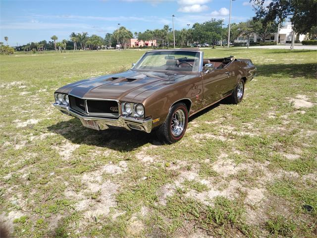 Picture of Classic 1970 Buick GS 455 - $58,500.00 Offered by a Private Seller - QNLX