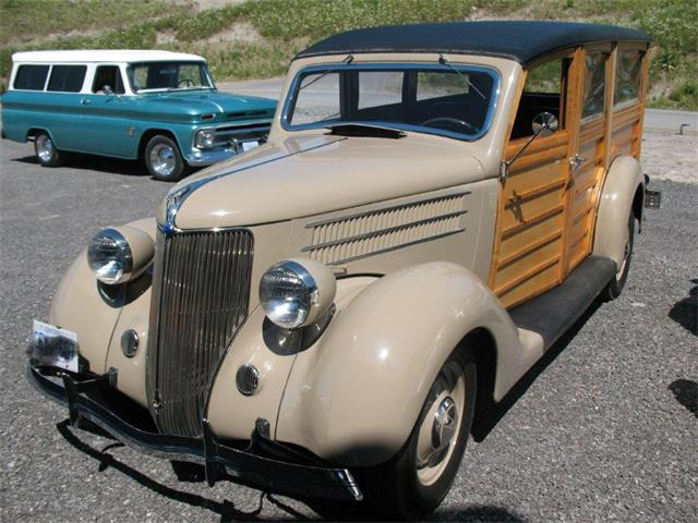 Picture of '36 Woody Wagon - QNLZ